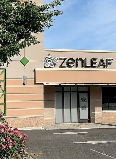 Zen Leaf Exterior Finished